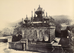 Mausoleum [in Junagadh] 2614